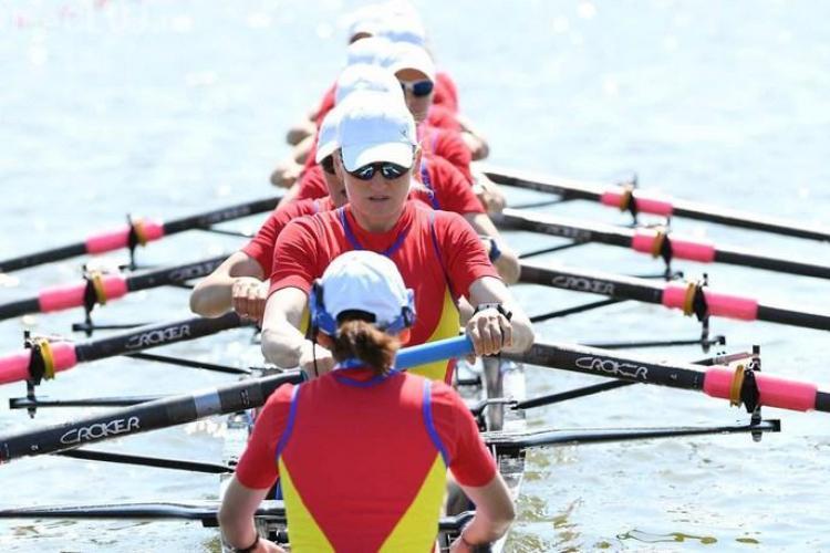 România s-a calificat în finala de canotaj de la Rio
