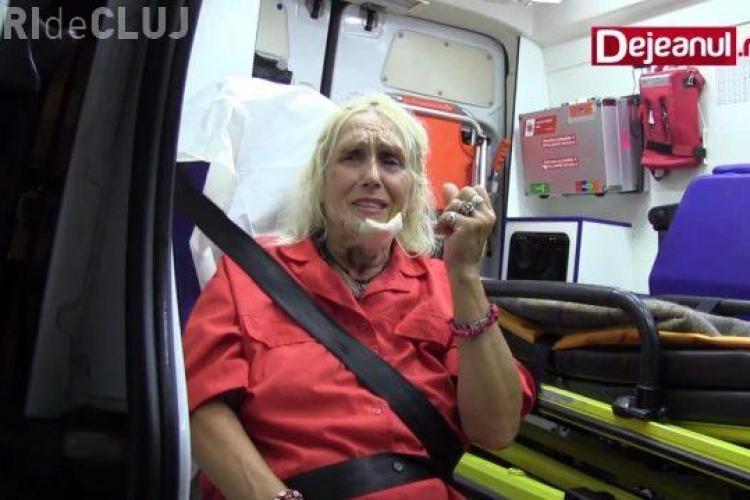 O clujeancă a fost tăiată la gât cu un ciob de propriul soț. Era celebră de la Românii au Talent VIDEO