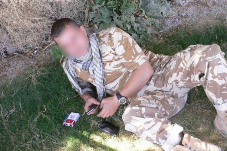 Militar de la Dej arestat pentru corupere de minori! A profitat, luni de zile, de o fetiță de 8 ani