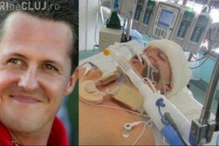 Noutăți despre starea lui Michael Schumacher. Ce spune managerul pilotului