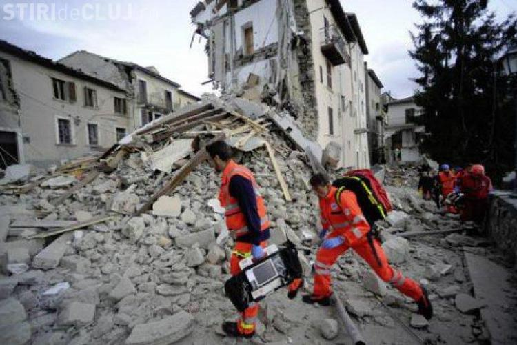 După cutremurul din Italia au murit 291 de persoane, între care și 11 români