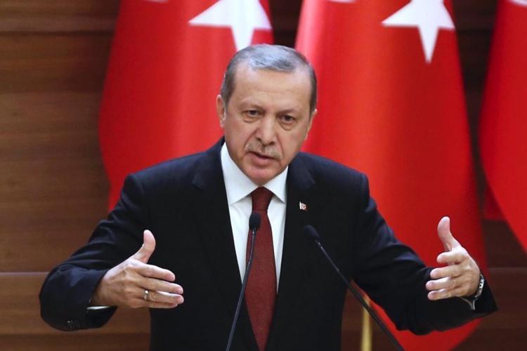 Erdogan le-a dat ultimatum americanilor pentru a-l preda pe Gulen
