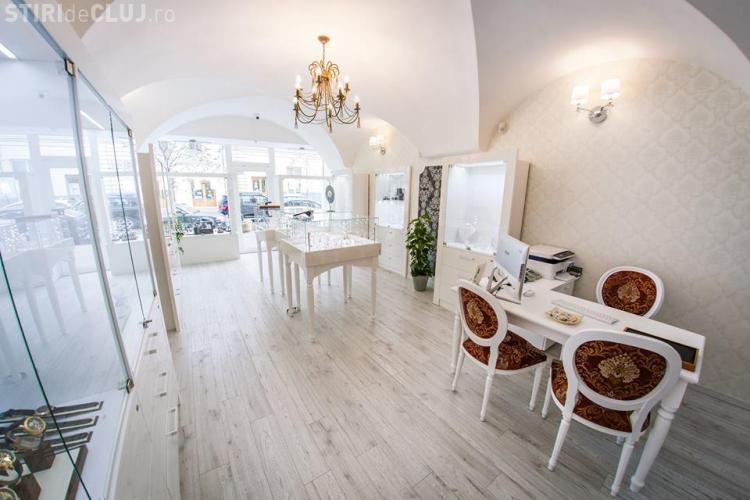 Royal Diamante a deschis unul dintre cele mai luxoase magazine din Centrul Clujului FOTO (P)