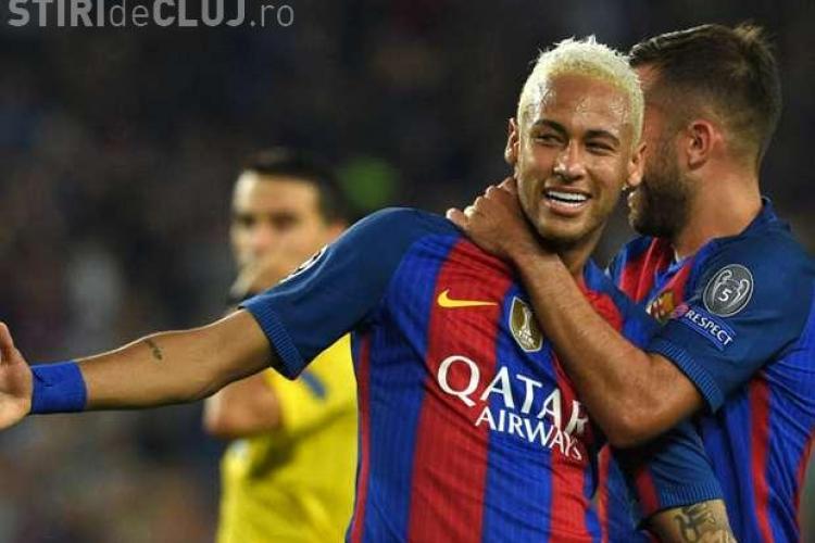 Cum a reacționat Neymar când a fost întrebat de Gică Hagi: Hagi cine?!