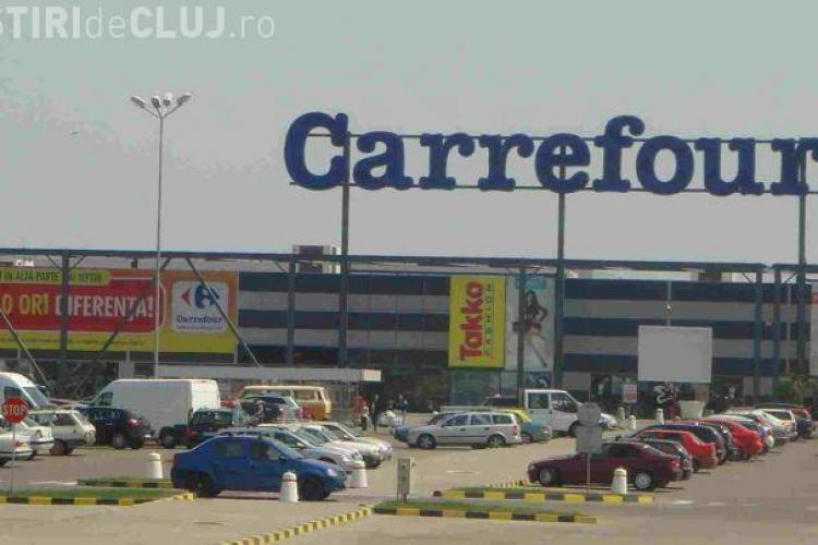 Incident la Mall -ul din Focșani. Un bărbat a fost rănit, dar nu de explozia unui telefon