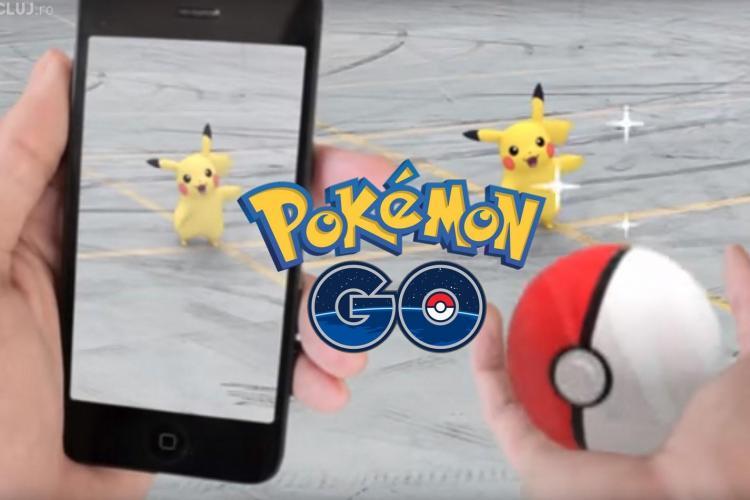 Un premier din Europa, surprins în timp ce se juca Pokemon Go în Parlament
