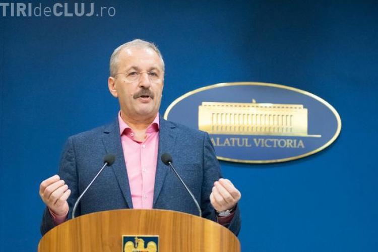 Ce spune Vasile Dîncu despre revenirea în politică