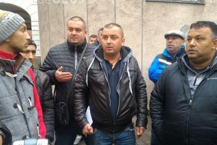Protest pe capul lui Bonțidean, șeful Poliției Locale Cluj-Napoca, după razia din Mănăștur - FOTO