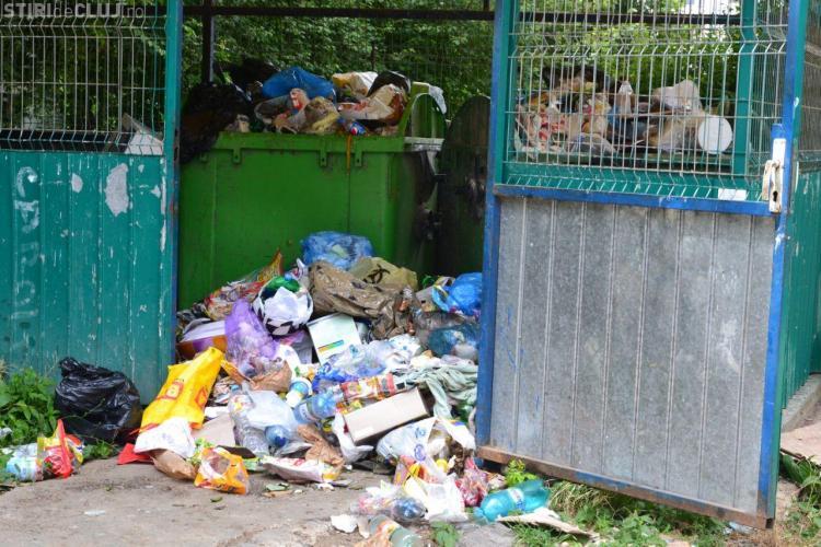 Gunoaiele de la Florești sunt duse la Oradea! Ce măsuri se iau împotriva celor care nu plătesc taxa de salubritate