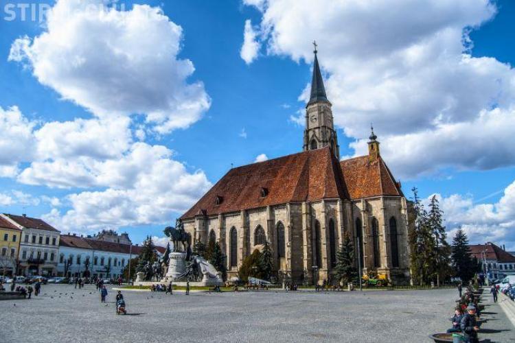 """Când vom ști dacă Clujul va câștiga titlul de """"Capitală Europeană a Culturii 2021"""""""