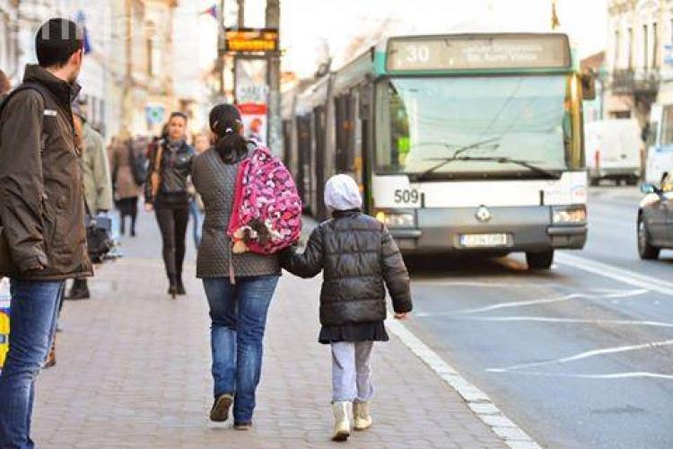Măsuri speciale pentru transportul în comun din Cluj, odată cu începerea școlii. Ce anunță Primăria