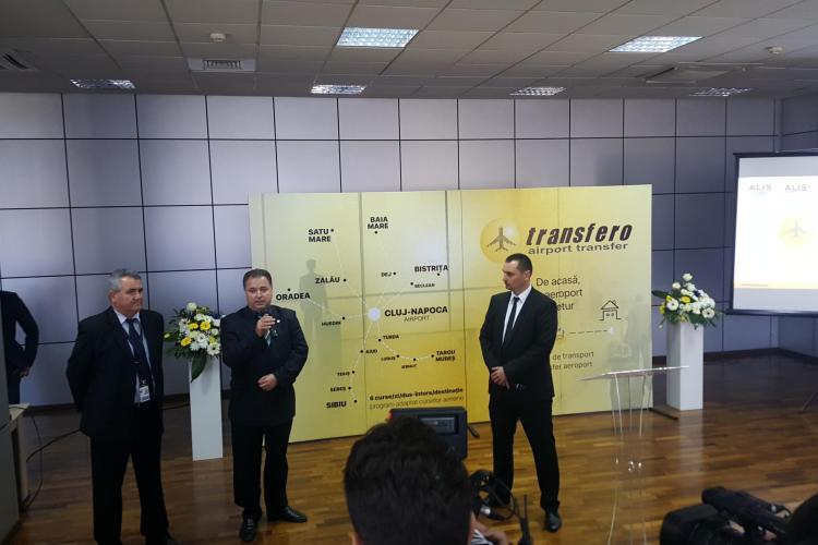 Transfer cu autocarul din toată Transilvania spre Aeroportul Cluj. Cât costă serviciile