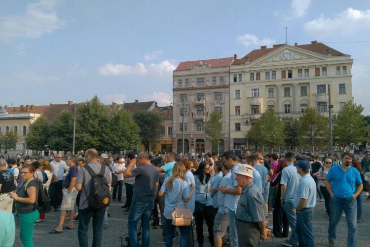 Capitala CULTURII 2021. Sute de clujeni așteaptă rezultatul / UPDATE: Clujul a pierdut titlul