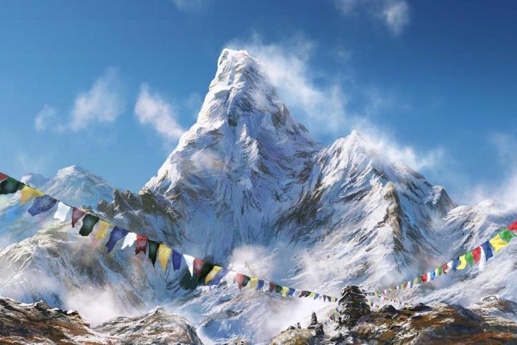 Alpinistul clujean Vasile Cipcigan a ajuns pe vârful Manaslu, din Himalaya, la 8.156 metri
