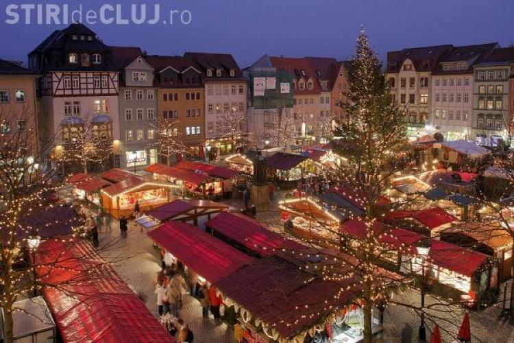 Ofertă specială pentru vacanța de sărbători, la Târgul de Crăciun din Cracovia