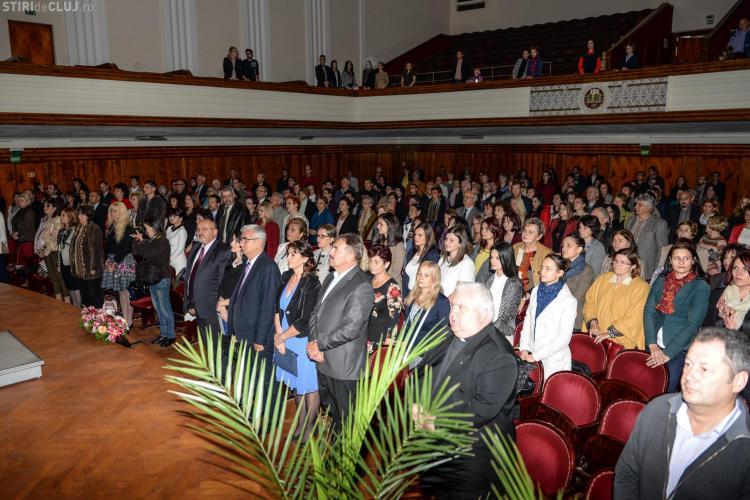 Care sunt cei mai buni profesori ai Clujului și cele mai bune școli. Premiile au fost acordate la Gala Excelenţei