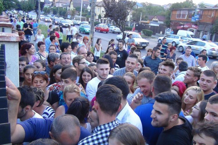 """Rezultate ADMITERE 2016 la Școala de Agenţi de Poliţie """"Septimiu Mureşan"""" Cluj-Napoca"""