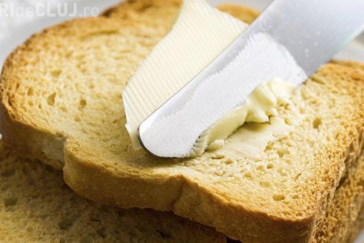 Ce efecte sunt dacă mânânci în fiecare zi pâine unsă cu unt