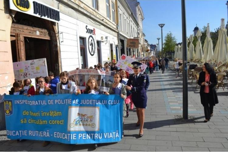 """Poliția Română derulează """"Săptămânii Prevenirii Criminalităţii"""""""