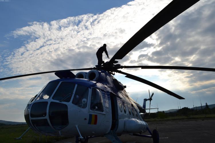 Unitatea Specială de Aviaţie Cluj face angajări