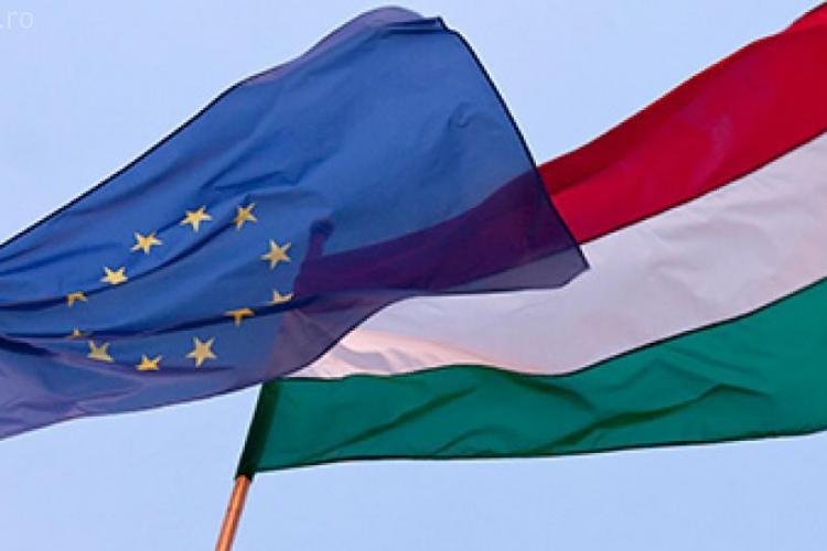 Oficial: Ungaria ar trebui exclusă din Uniunea Europeană
