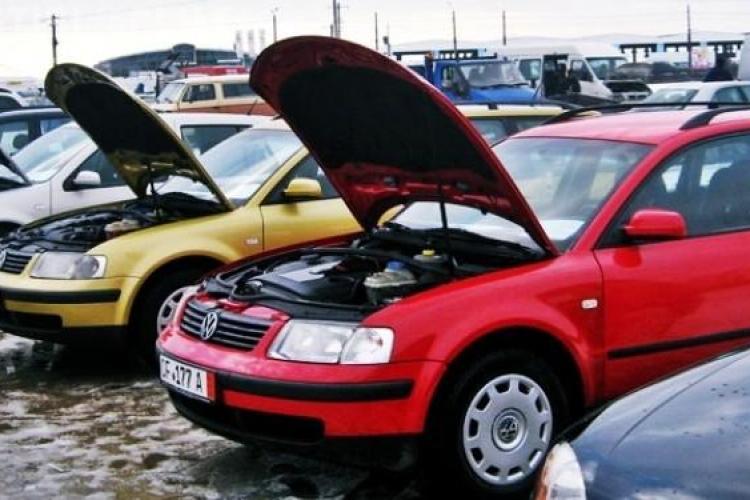 ANAF controlează mașinile second hand aduse din Europa. Ce riscați