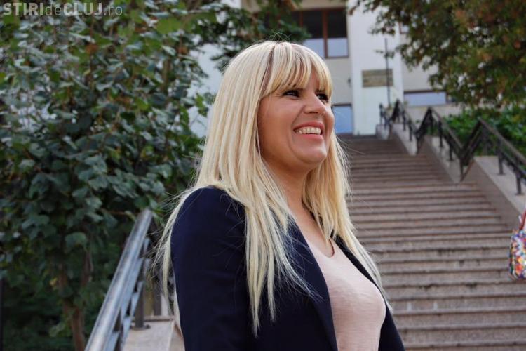 Elena Udrea a venit la Cluj, la cursurile de Teologie - FOTO