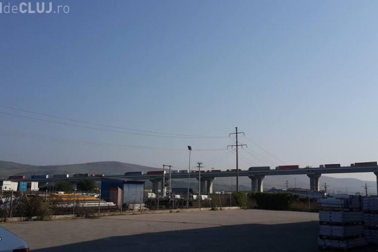 Transportatorii blochează traficul în GILĂU / UPDATE: Blocajul s-a terminat, dar șoferii au fost TERORIZAȚI