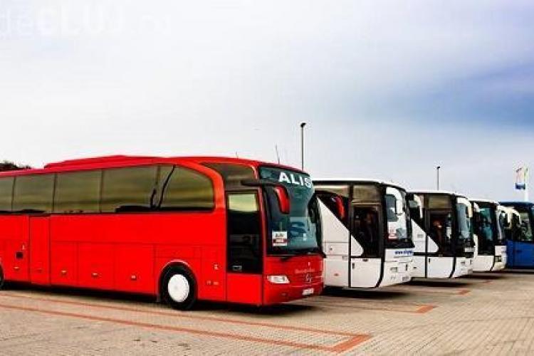 În Cluj sunt la mare căutare șoferii de autocar! Firmele mari le plătesc și școala de șoferi pentru a-i angaja. Vezi cine face recrutări