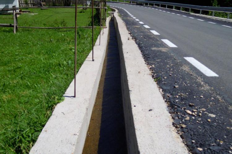 Drumul Ic - Ponor a fost finalizat și dat în folosință - FOTO