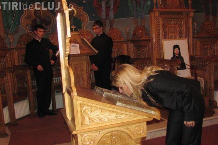 Elena Udrea este studentă la Cluj, la buget