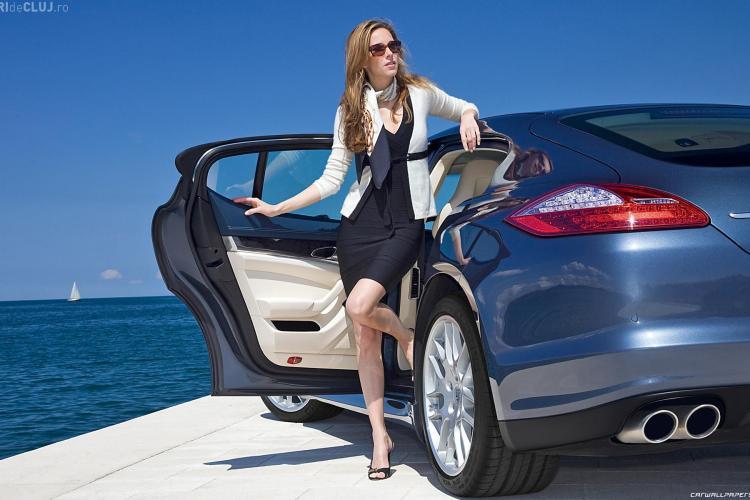 Femeile nu vor mașini mari, în timp ce bărbaţii sunt atenţi la culoare și lux