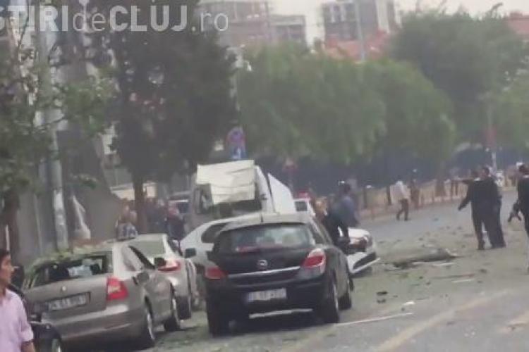 Atac terorist la Istanbul! O bombă a explodat lângă Aeroportul Ataturk