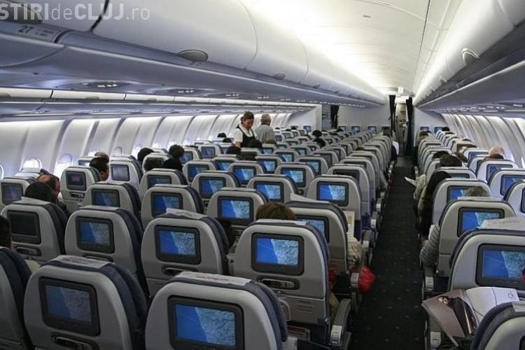 O stewardesă a dezvăluit unde să NU stai niciodată în avion