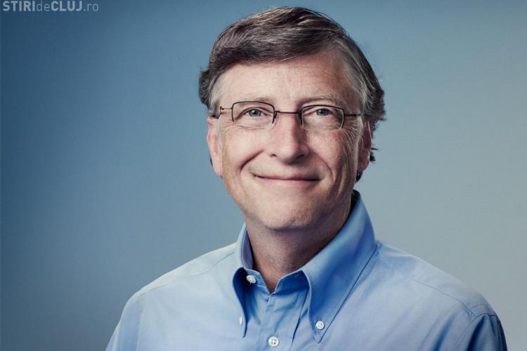 Bill Gates a DEZVĂLUIT ce ar face dacă ar trăi cu 2 dolari pe lună