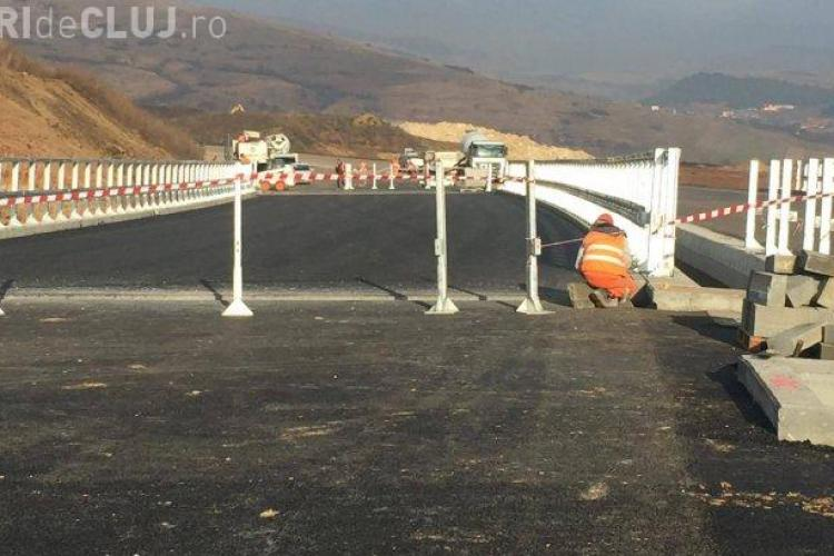 Autostrada Transilvania se extinde spre Târgu Mureș