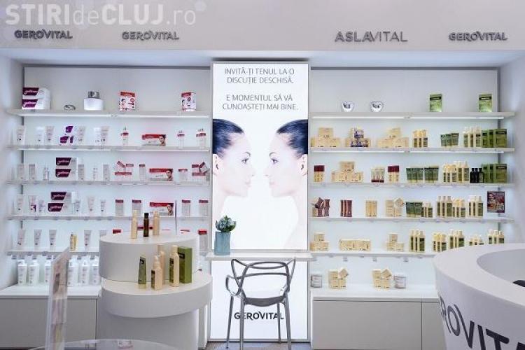Farmec deschide la București al treilea magazin Gerovital din țară FOTO (P)