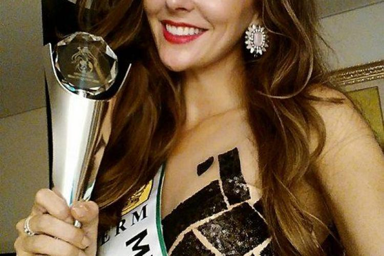 Clujeanca Eliza Ancău, 1st Runner Up Miss Global Beauty Queen - FOTO din CONCURS