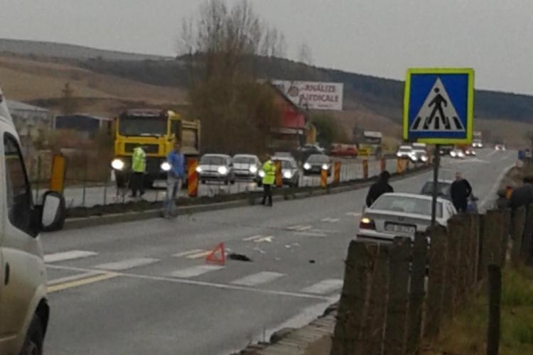 Accident MORTAL la Vâlcele. Din cauza bordurilor, ambulanța a întârziat - FOTO