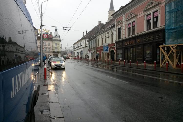 Percheziții la sălile de jocuri Seven din Cluj-Napoca, deținute de Kalman Jozsef  - VIDEO