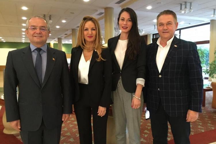 Cluj-Napoca - Vom găzdui un nou campionat european