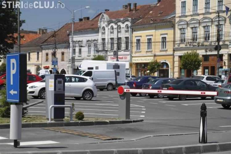 Propunerea de DUBLARE a prețului parcărilor în centrul Clujul e în dezbatere publică! Unde poți face sesizări și reclamații