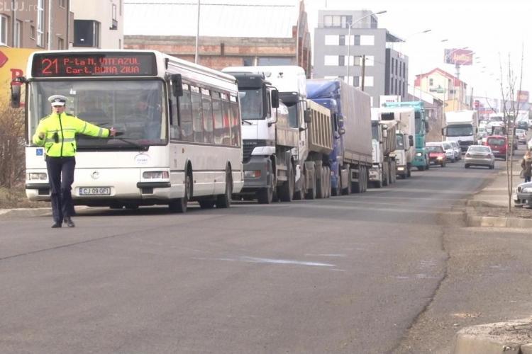 Cum propune Marius Nicoară decongestionarea traficului din cartierul Bună Ziua: Sensuri unice - FOTO