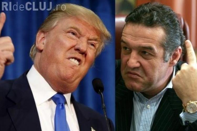 Becali spune ce afacere era să facă cu Donald Trump: Acum îmi pare rău