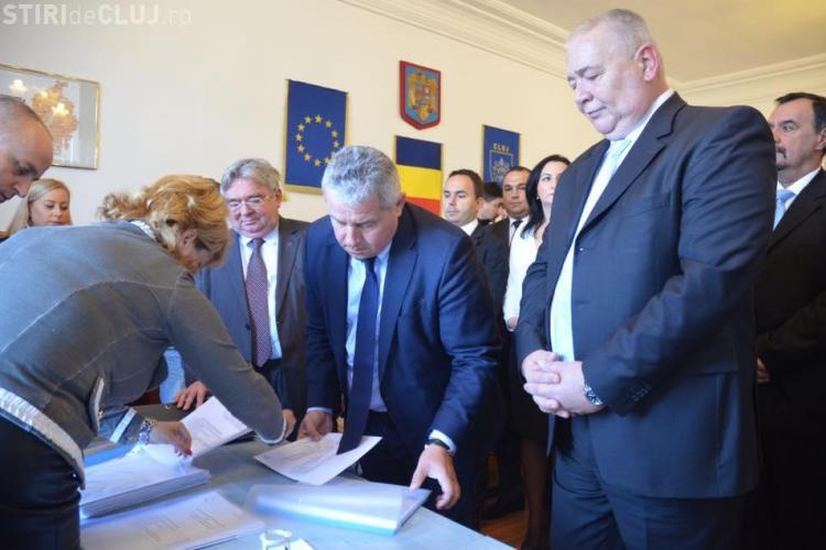 PNL Cluj - Cine sunt candidații la Camera Deputaților și Senat și cine va ieși SIGUR