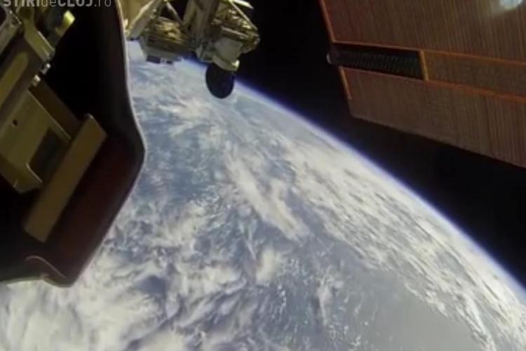 Transmisiunea live din spațiu, de pe ISS, a fost falsă