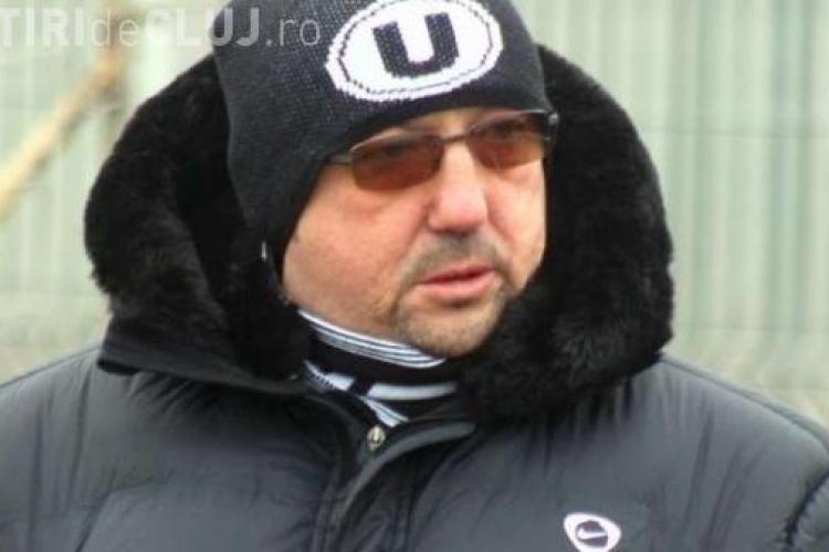 """Florian Walter, trimis în judecată de DIICOT Cluj în dosarul """"furtului"""" de jucători de la U Cluj"""