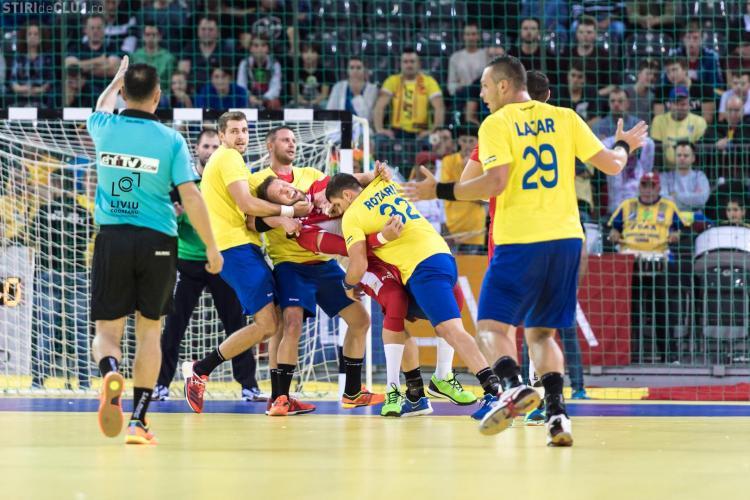 HANDBAL: România se va duela cu vicecampioana mondială si campioana europeană