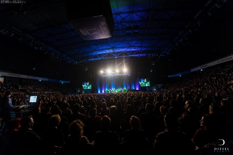Cum a fost la concertul Nigel Kennedy, de la Sala Polivalentă Cluj-Napoca