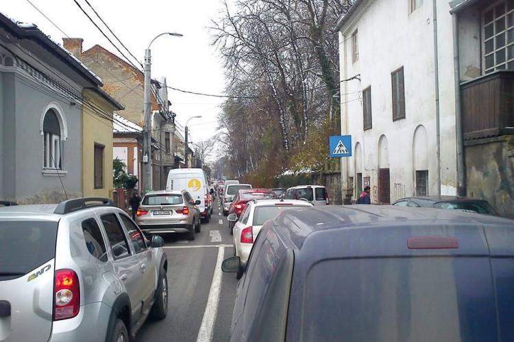 Propunere de decongestionare a traficului în Cluj-Napoca: Deschiderea campusurilor